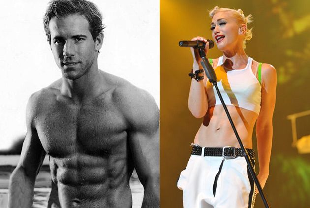 Top Celebrity Abs - Sexxxy Stomachs - aaah! - Top Celebrity Abs - Men and Women proud to show their bellies!