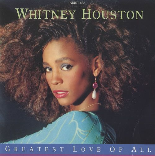 Whitney Houston | Timeline - 1963 to 2012 - Whitney Houston Cover for Single