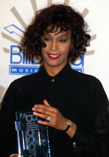 Whitney Houston | Timeline - 1963 to 2012 - Whitney Houston - 1991 - Billboard Music Awards