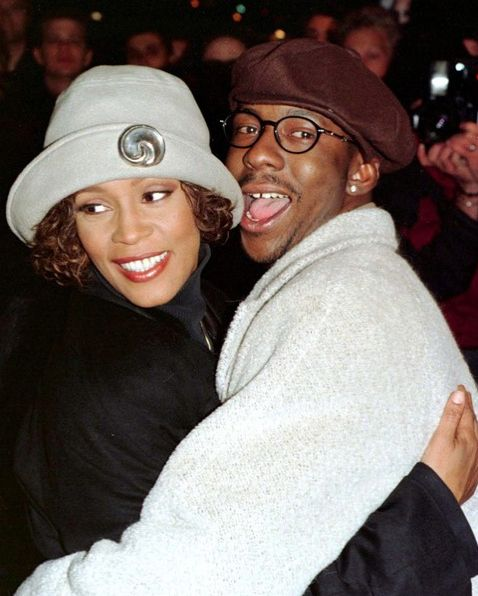 Whitney Houston | Timeline - 1963 to 2012 - Whitney Houston - 1997 - At the east coast premiere of