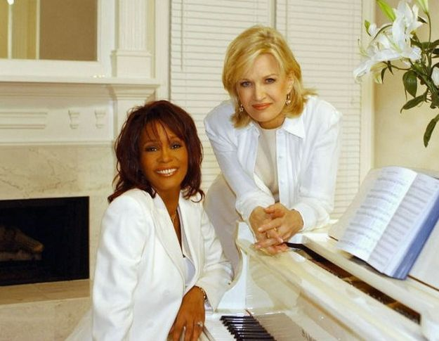 Whitney Houston | Timeline - 1963 to 2012 - Whitney Houston - 2002 - with Diane Sawyer