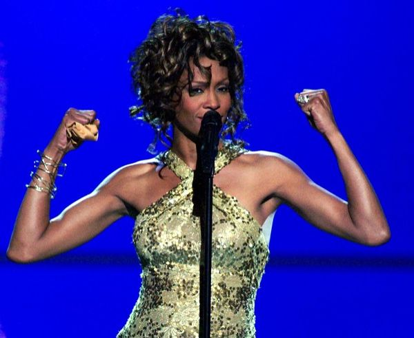 Whitney Houston | Timeline - 1963 to 2012 - Whitney Houston - 2003 - performs the song
