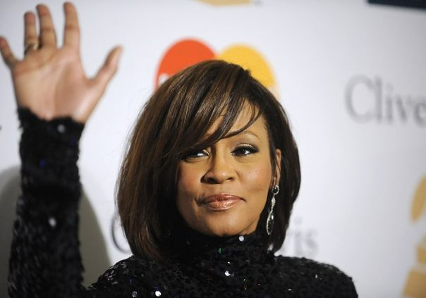 Whitney Houston | Timeline - 1963 to 2012 - Whitney Houston - 2011 - at Clive Davis' pre-Grammy gala.