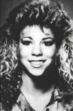 Before They Were Rock Stars! - Mariah Carey