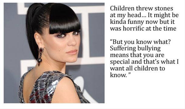10 Top Pop Stars Bullied As A Kid - Jessie J