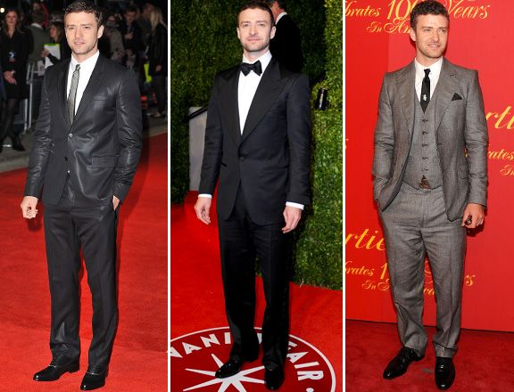 Justin Timberlake Collection : Suit & Tie - Justin Timberlake in Suit & Tie in Celebration of his newest track 
