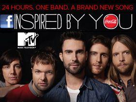 Maroon 5 / Coca Cola Music 24 Hr Session