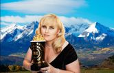 Rebel Wilson For The 2013 MTV Movie Awards