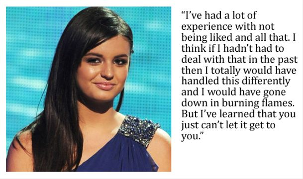 10 Top Pop Stars Bullied As A Kid - Rebecca Black